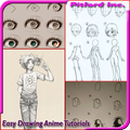 Easy Drawing Anime Tutorial