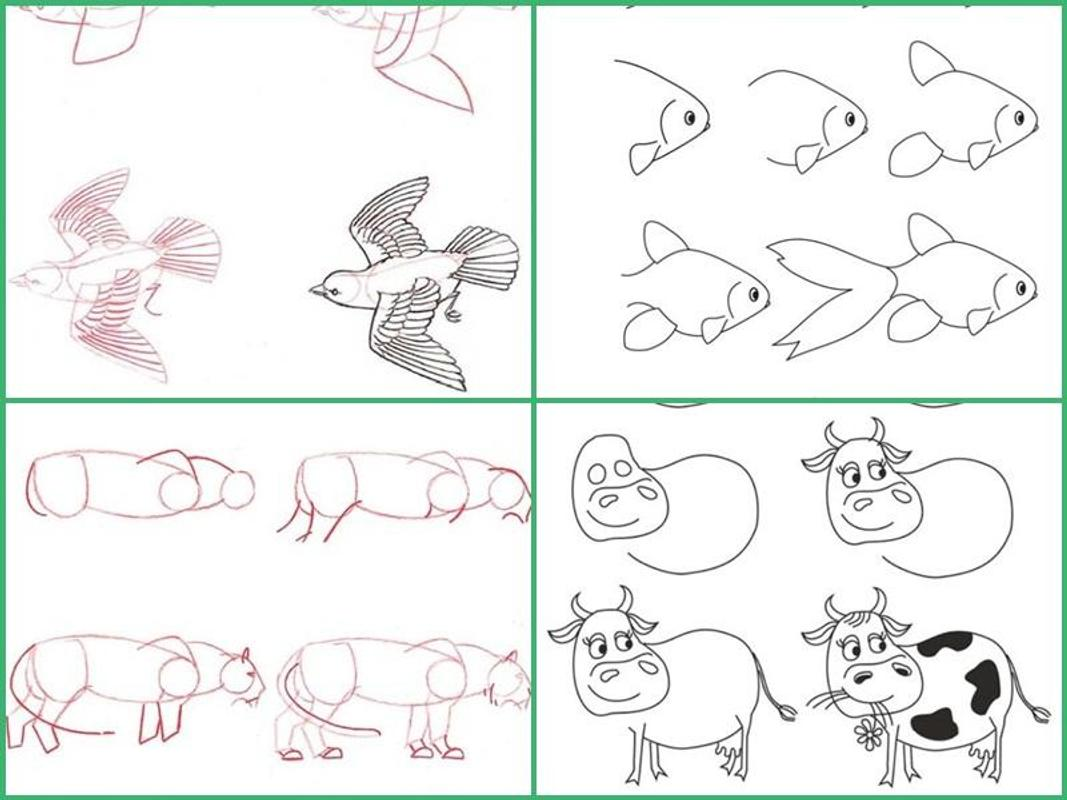 Easy Drawing Tutorials For Android Apk Download