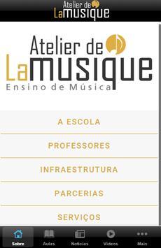 Atelier de La Musique poster