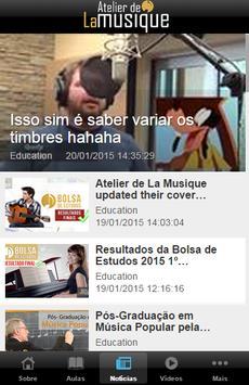 Atelier de La Musique screenshot 4