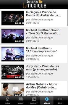 Atelier de La Musique screenshot 5