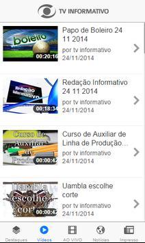TV Informativo apk screenshot