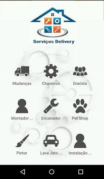 Servicos Delivery poster