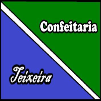 Confeitaria Teixeira. poster