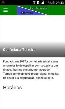 Confeitaria Teixeira. screenshot 1