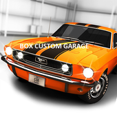 Box Custom Garage icon