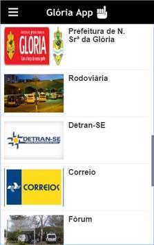 Glória App screenshot 2