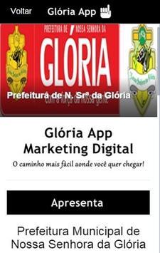 Glória App screenshot 9