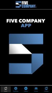 Five Company App screenshot 5