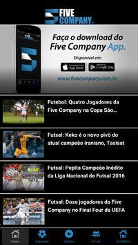 Five Company App screenshot 1