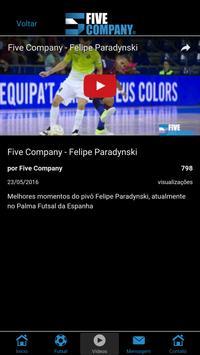 Five Company App screenshot 2