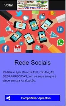 Brasil Crianças Desaparecidas imagem de tela 7