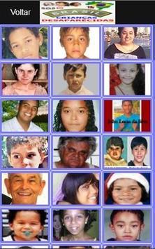 Brasil Crianças Desaparecidas imagem de tela 4