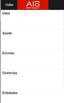 Alô Sarapuí apk screenshot