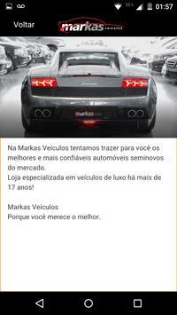 Markas Veiculos apk screenshot
