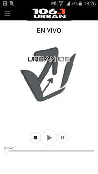 Urban106 poster
