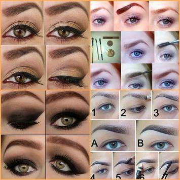 Easy Eyebrow Tutorials screenshot 11