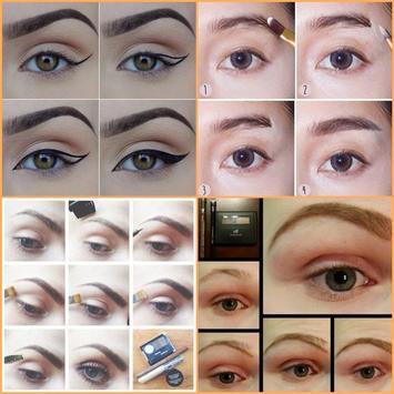 Easy Eyebrow Tutorials screenshot 4