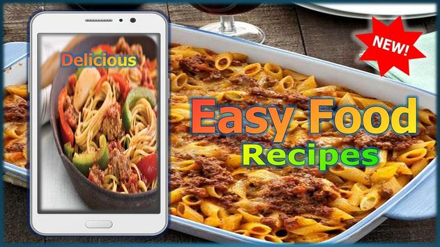 Easy food recipes descarga apk gratis comer y beber aplicacin easy food recipes captura de pantalla de la apk forumfinder Images