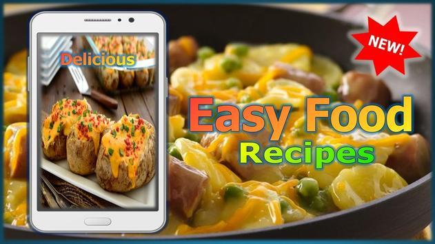 Easy food recipes descarga apk gratis comer y beber aplicacin easy food recipes captura de pantalla de la apk forumfinder Images