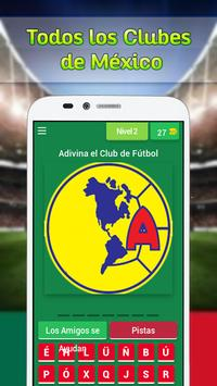 Logo Quiz del Futbol Mexicano poster