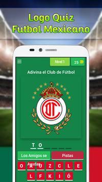 Logo Quiz del Futbol Mexicano screenshot 2