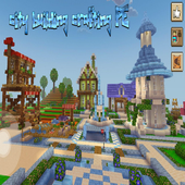 Crafting and city building PE icon