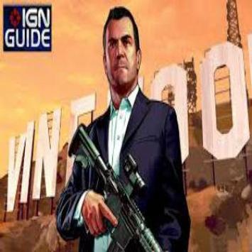 The ultimate guide for GTA poster