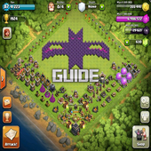 New guide for clash of clans icon