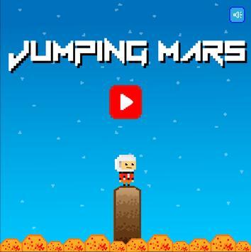 JumpingMars poster