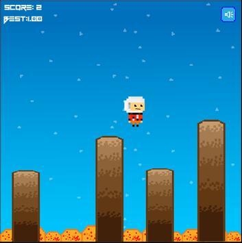 JumpingMars screenshot 2