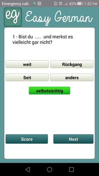 Easy German screenshot 12