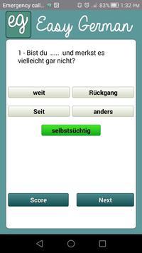 Easy German screenshot 20