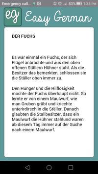 Easy German screenshot 23