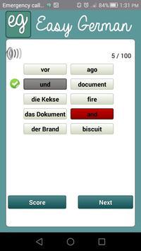 Easy German screenshot 2