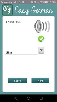 Easy German screenshot 5