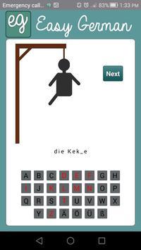 Easy German screenshot 6