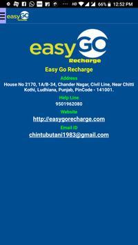 Easy Go Recharge screenshot 4