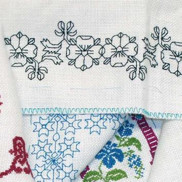 Easy hand embroidery tutorial screenshot 2