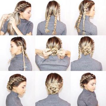 Tutorial Model Rambut APK Download Gratis Kecantikan APL - Tutorial hairstyle untuk rambut tipis