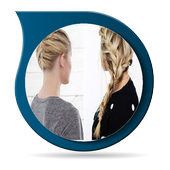 Easy Hairstyle Tutorial Step by Step icon
