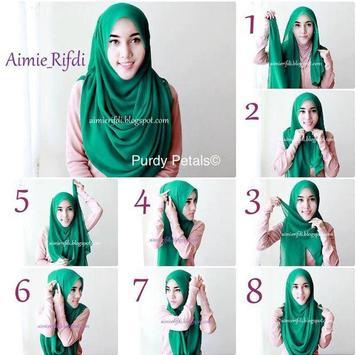Easy Hijab Tutorials poster