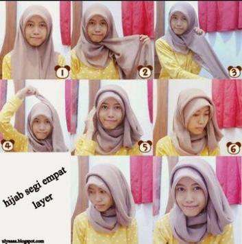 Easy Hijab Tutorials screenshot 1