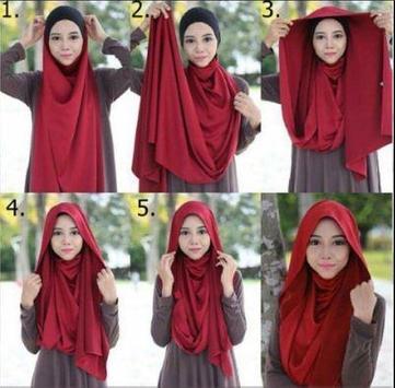 Easy Hijab Tutorials screenshot 2