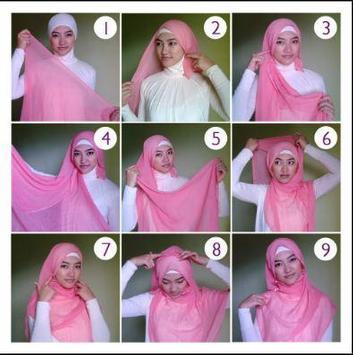 Easy Hijab Tutorials screenshot 3