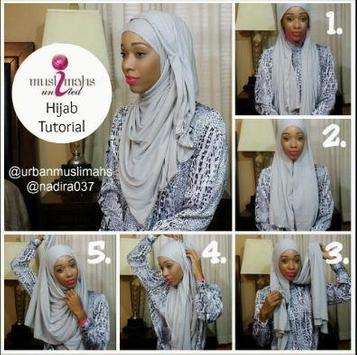 Easy Hijab Tutorials screenshot 4