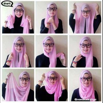 Easy Hijab Tutorials screenshot 5