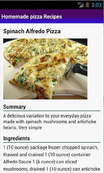 Homemade Pizza screenshot 6