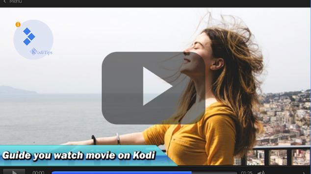 Easy Guide for Kodi tips apk screenshot