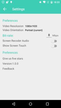 Smart Screen Recorder & Editor apk screenshot